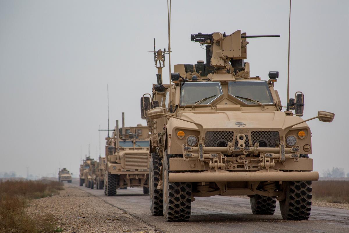 Tổng thống Donald Trump ra quyết định rút quân khỏi Syria