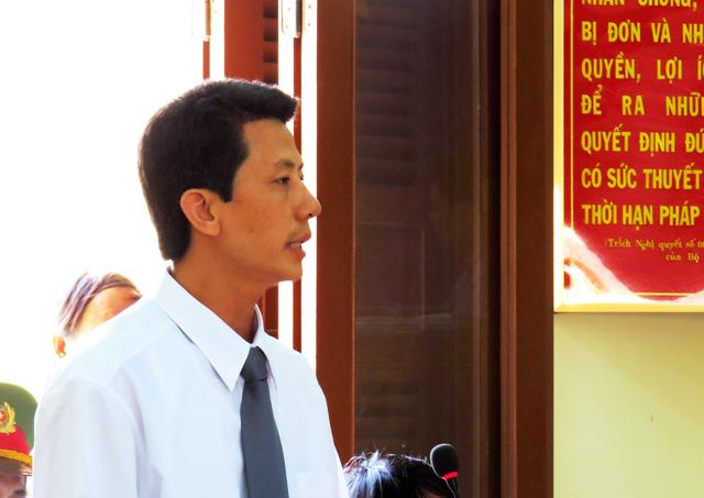 Toà án CSVN trả lại đơn khởi kiện của luật sư Võ An Đôn