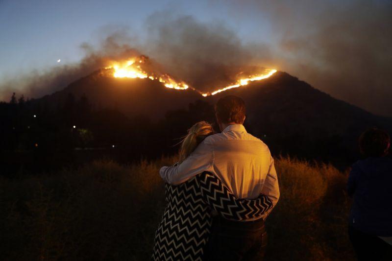 Chi phí bảo hiểm cho các vụ cháy rừng ở California lên đến 11.4 tỷ Mỹ kim