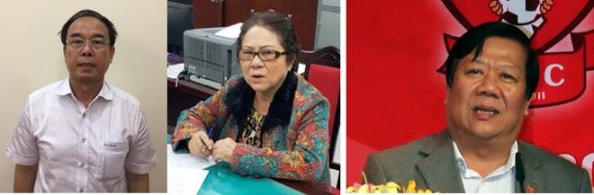 Nữ đại gia địa ốc nổi tiếng một thời và 4 quan chức CSVN bị bắt