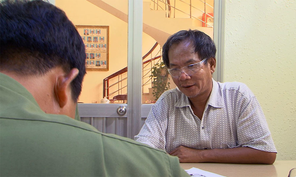 Nhà hoạt động Huỳnh Trương Ca bị đánh đập, bạc đãi trong trại giam