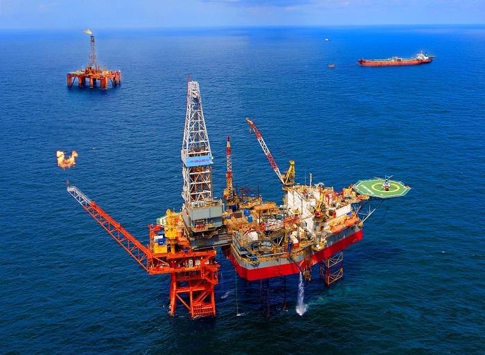 Các mỏ dầu khí chủ lực của Việt Nam đang cạn kiệt