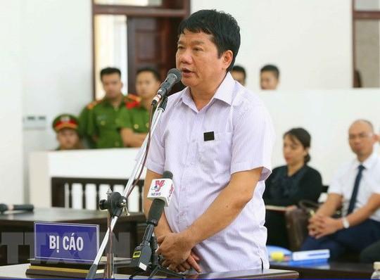 Đinh La Thăng tiếp tục bị khởi tố vì dính tới một vụ án khác