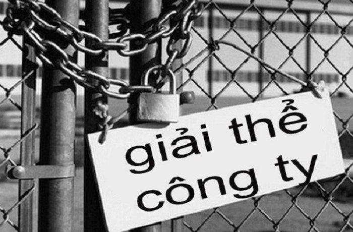 Năm 2018 Việt Nam có 91,000 công ty ngừng hoạt động