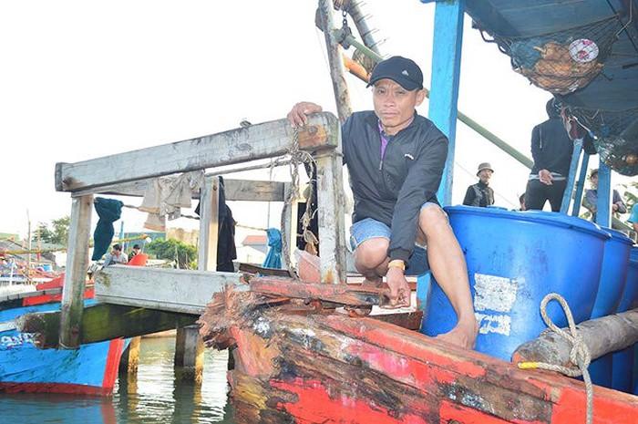 Bộ Ngoại giao Trung Cộng xem chuyện đâm tàu cá Việt Nam là hành động bình thường
