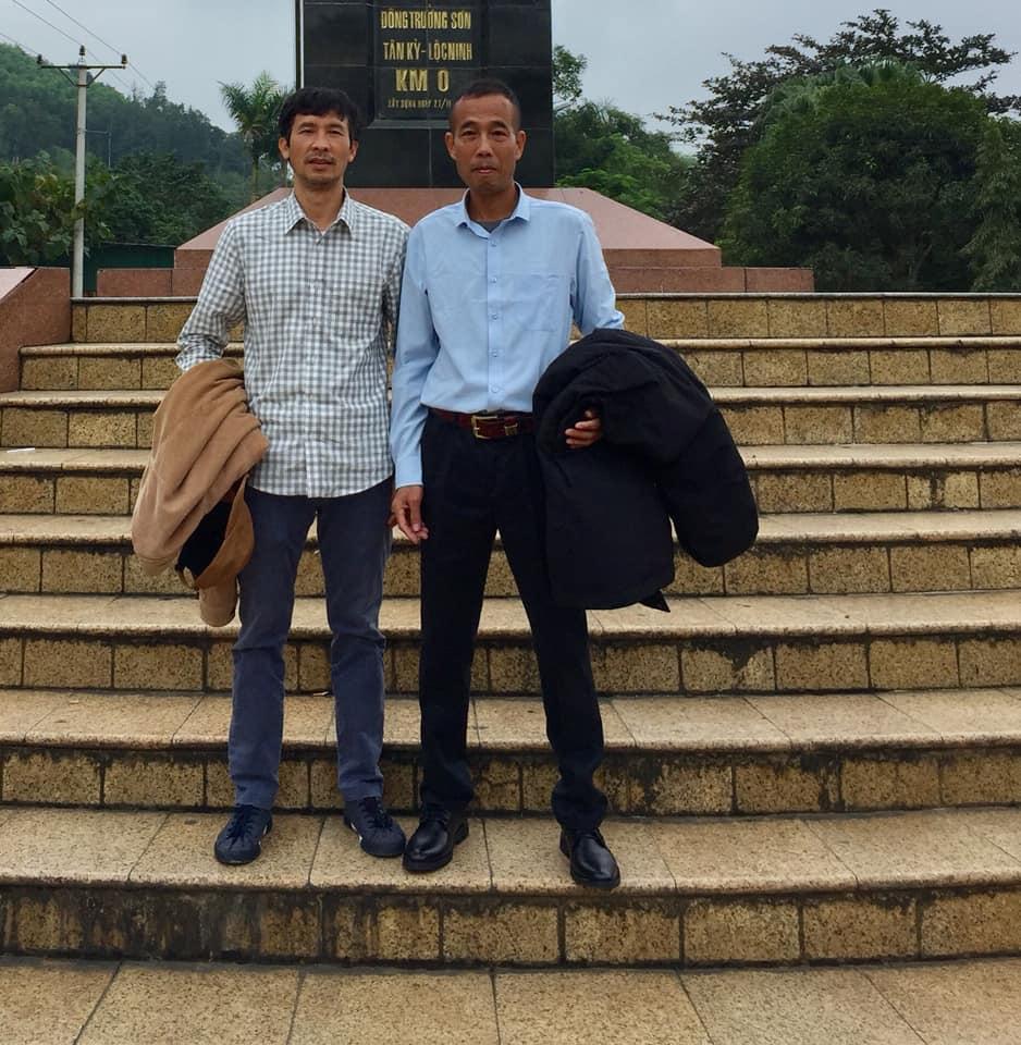 Nhà hoạt động Vũ Văn Hùng mãn hạn tù