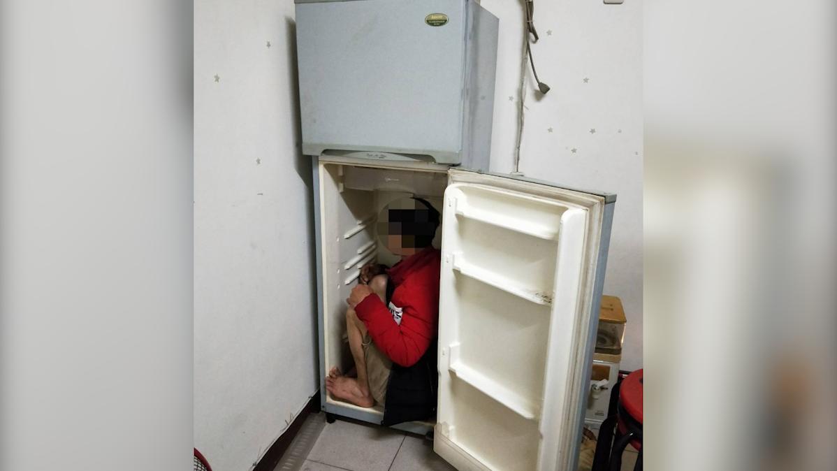 Di dân bất hợp pháp Việt Nam núp trong tủ lạnh để trốn cảnh sát Đài Loan