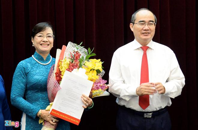 Bà Nguyễn Thị Quyết Tâm nghỉ hưu và sẽ đi Mỹ định cư?