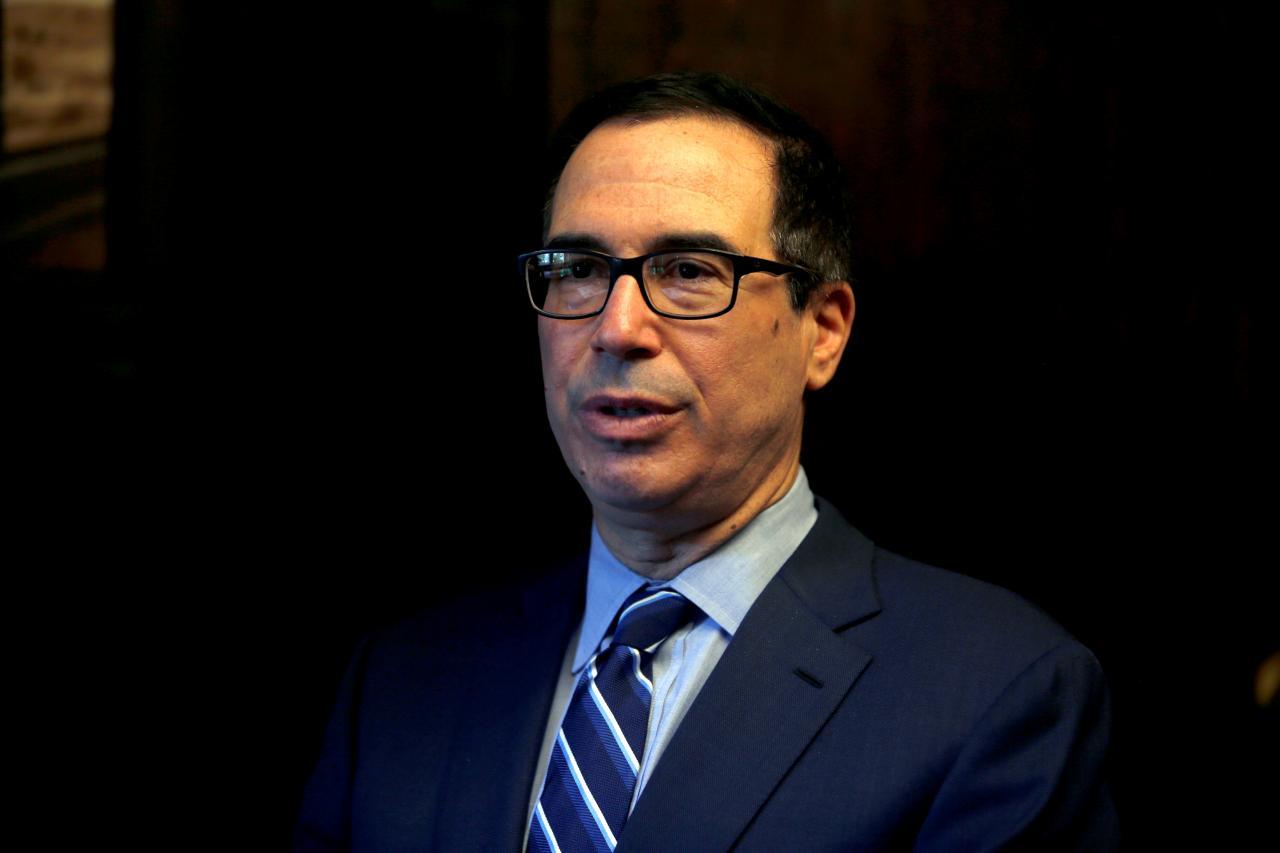 Bộ trưởng Tài chính Hoa Kỳ ủng hộ  dỡ bỏ lệnh trừng phạt các công ty Nga
