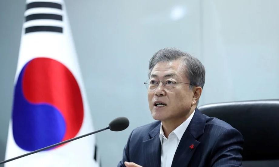 Các phụ tá hàng đầu bị sa thải khi tỷ lệ ủng hộ Tổng thống Nam Hàn sụt giảm