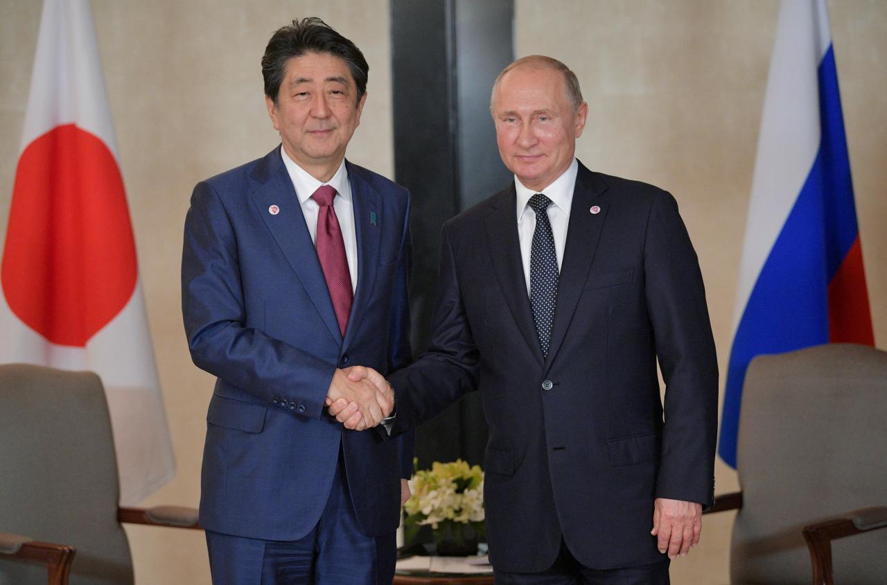 Nga cho rằng Nhật Bản phá vỡ triển vọng thỏa thuận hòa bình trên các hòn đảo tranh chấp