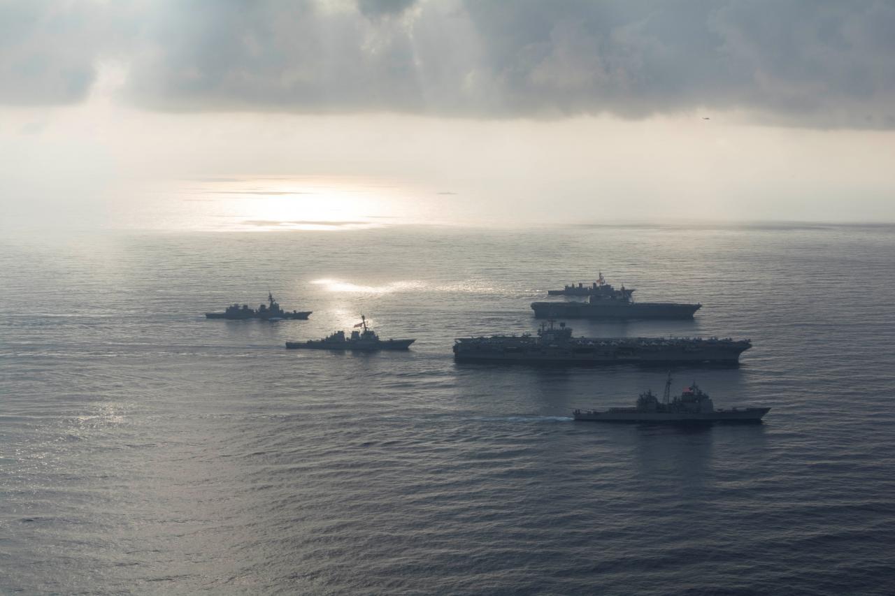 Trung Cộng cho rằng bất kỳ cuộc đụng độ nào xảy ra ở Biển Đông đều bắt nguồn từ Hoa Kỳ
