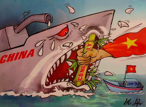 Việt Nam hành động khó hiểu ở Biển Đông (Phạm Trần)