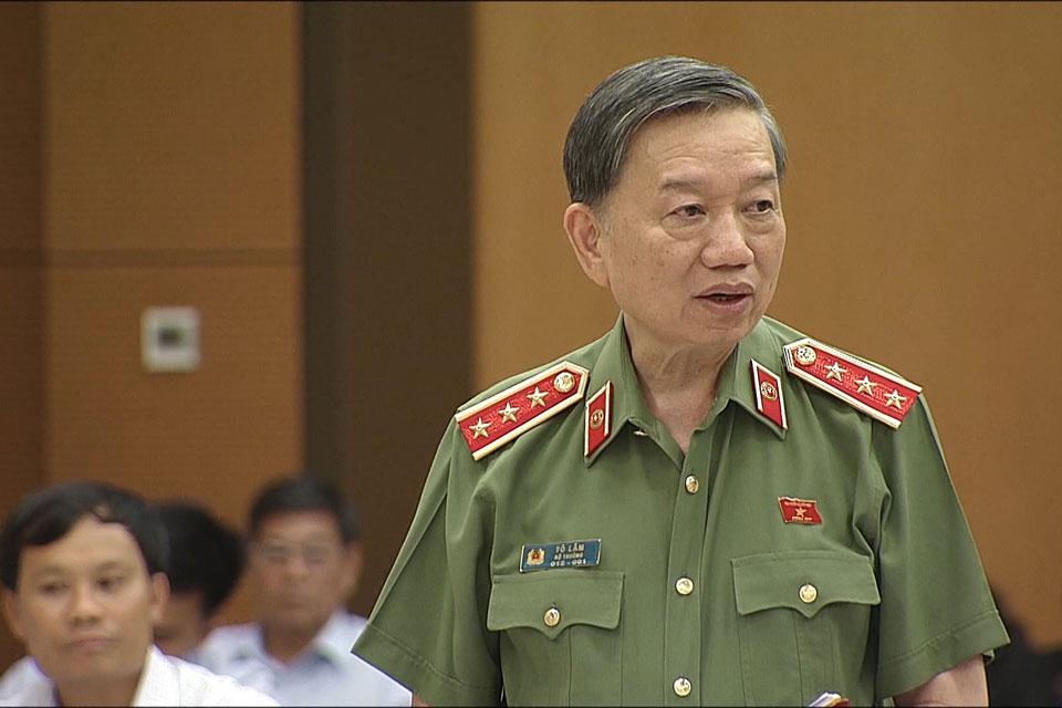 Bộ trưởng công an CSVN: nhiều người Việt muốn đi tù vì chế độ phạm nhân cao hơn ở ngoài