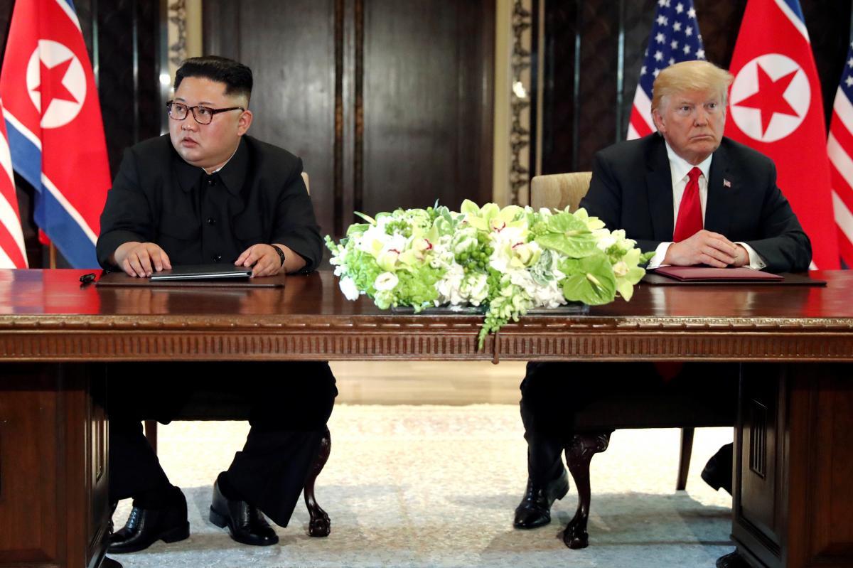 Tổng thống Donald Trump hy vọng sẽ gặp lại Chủ tịch Kim Jong Un sau hội nghị thượng đỉnh tại Hà Nội