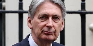 Bộ trưởng Tài chính Anh hủy chuyến thăm Trung Cộng