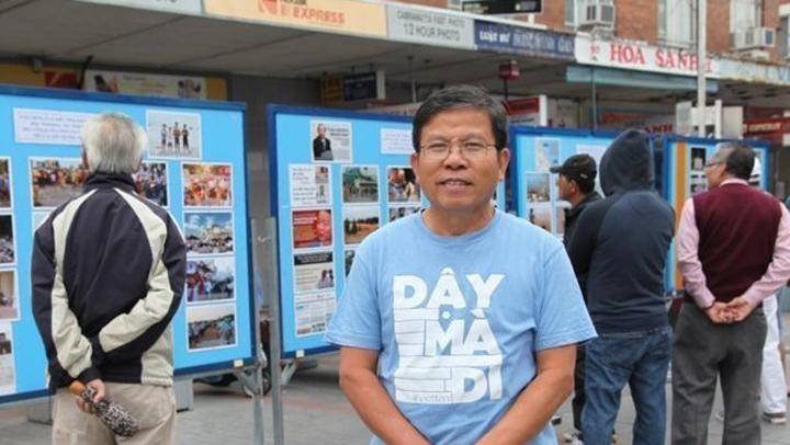 Việt Tân tố cáo CSVN bắt ông Châu Văn Khảm là hành động mạ lỵ, vu khống, vi phạm quyền riêng tư cá nhân