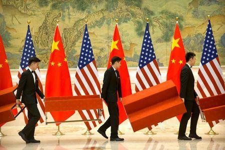 Vòng đàm phán thương mại mới Mỹ -Trung bắt đầu tại Washington ngày 19 tháng 2