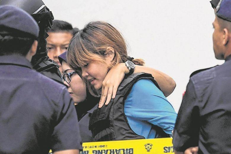Đoàn Thị Hương – sợi dây vô hình giữa Việt Nam và cái chết của người anh cùng cha khác mẹ với Chủ tịch Bắc Hàn