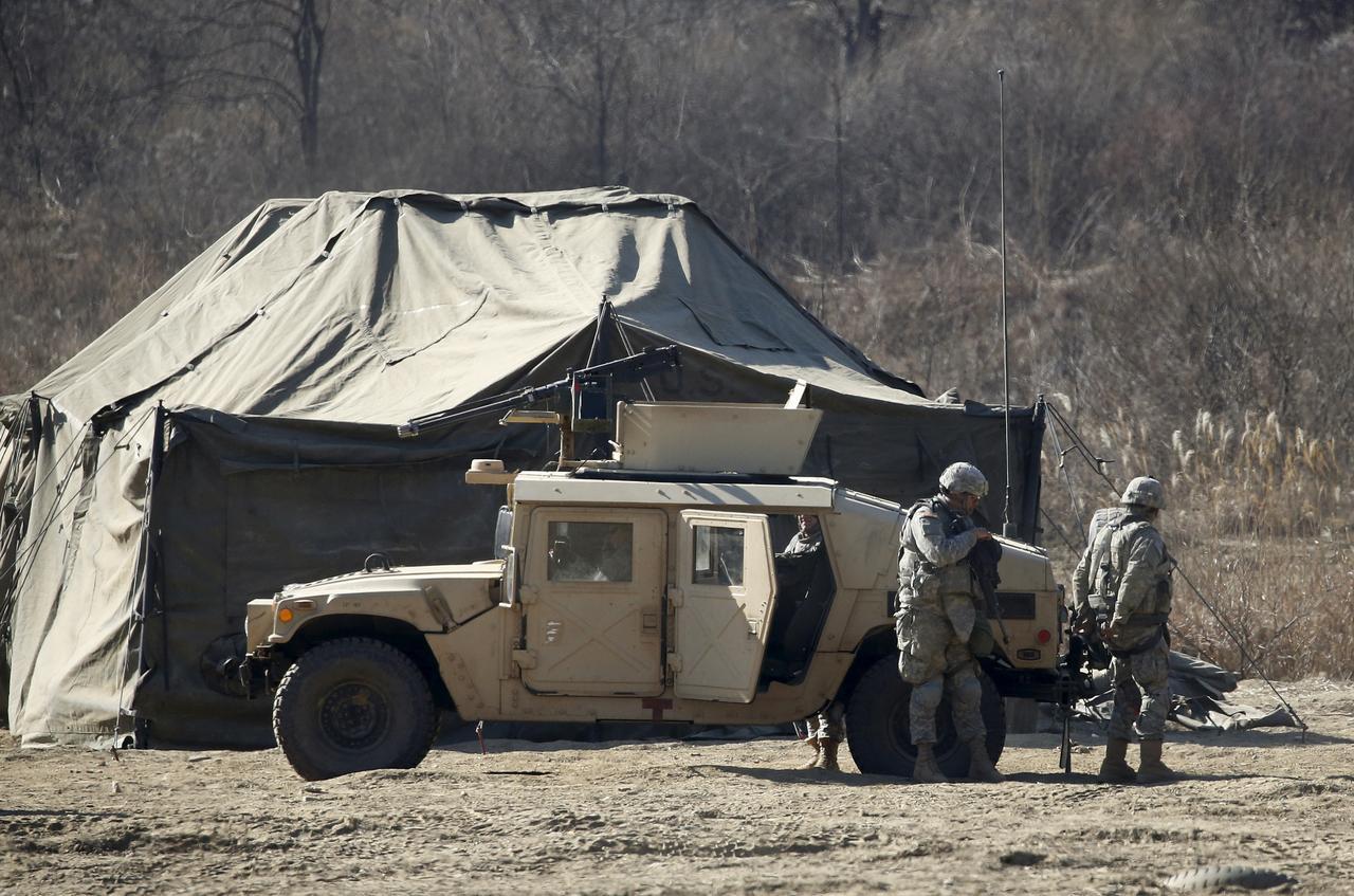 Nam Hàn ký thỏa thuận trả nhiều tiền hơn cho quân đội Hoa Kỳ