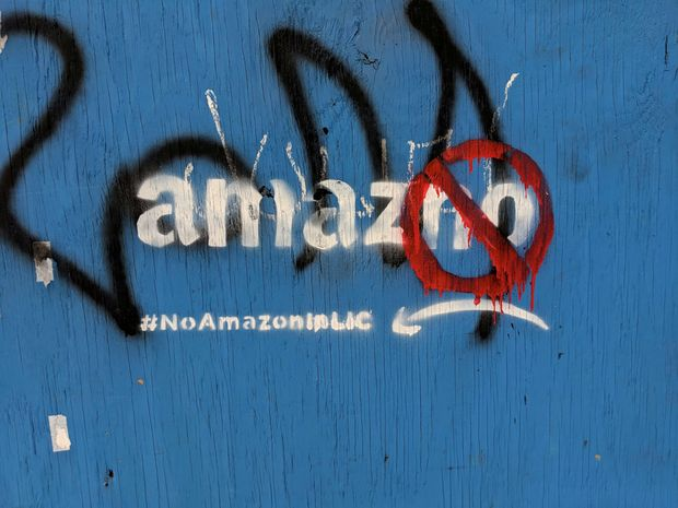 Amazon tuyên bố sẽ không xây trụ sở thứ hai tại Long Island, New York