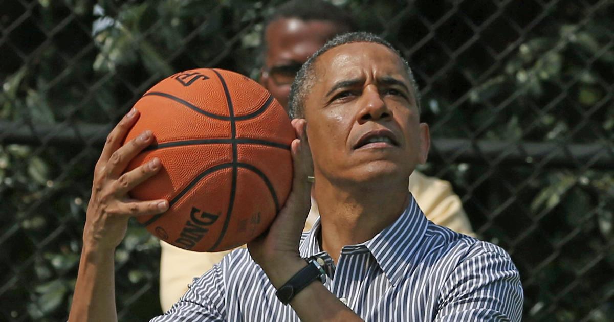 Cựu Tổng thống Barack Obama giữ vai trò mới trong giải đấu bóng rổ tại phi Châu