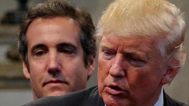 Đảng Dân Chủ: bản khai thuế của Tổng thống trump cần được công bố sau lời khai của Michael Cohen
