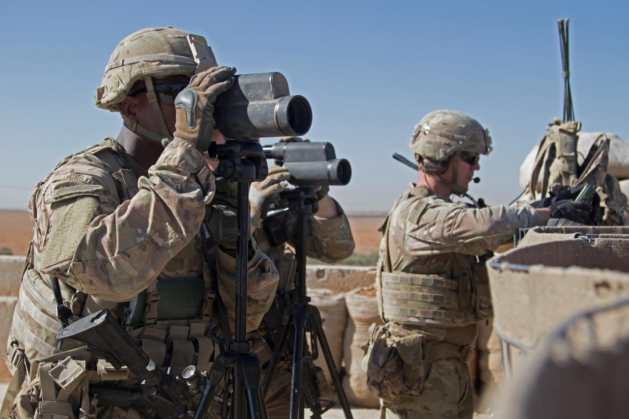 Hoa Kỳ sẽ để lại 200 binh sĩ ở Syria sau khi rút quân