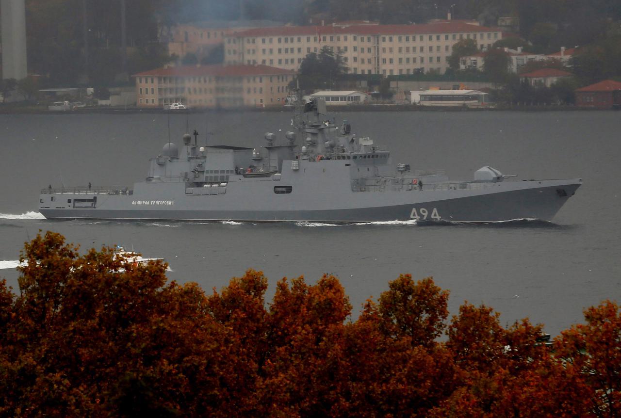 Nga đang gặp khó khăn trong việc tối tân hóa Hải quân
