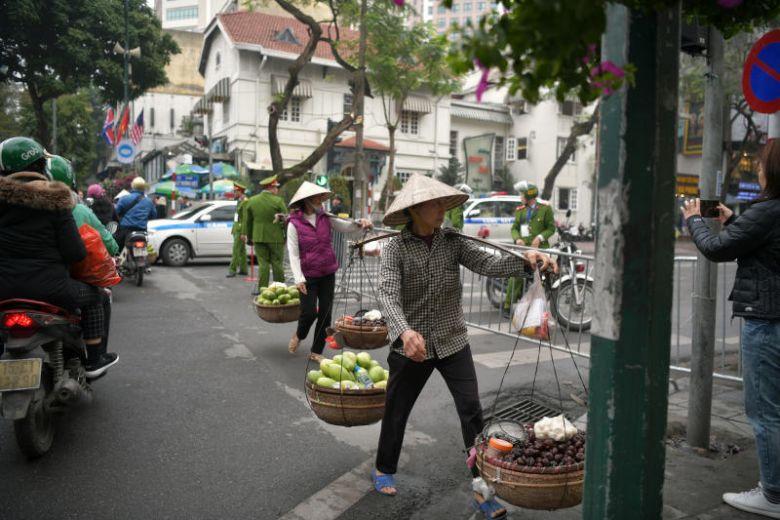 Hà Nội chuẩn bị cho hội nghị Trump – Kim