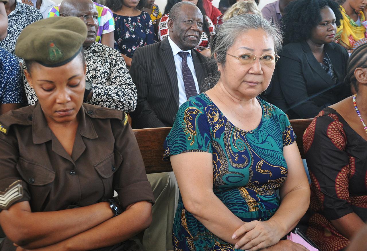 """Tòa án Tanzania tuyên án """"Nữ hoàng Ngà voi"""" 15 năm tù vì tội buôn lậu"""