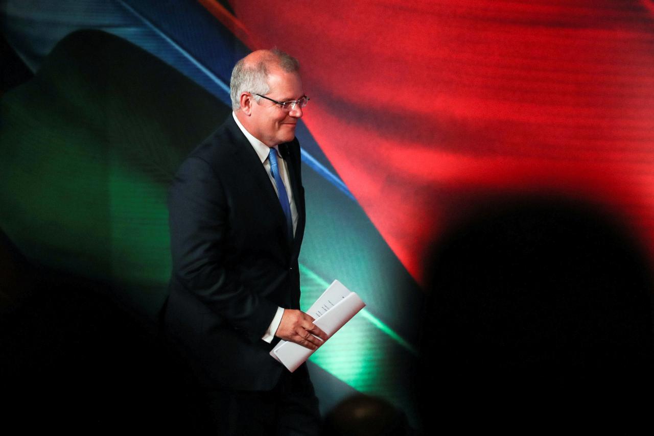 Thủ tướng Úc nói về lệnh cấm nhập cảng than Trung Cộng