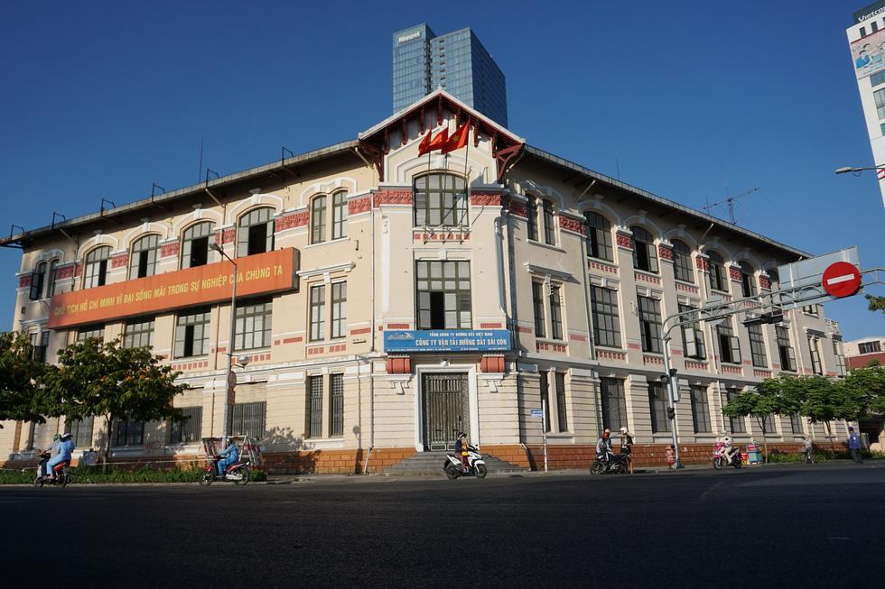 Thuyết phục chính quyền CSVN giữ lại di sản Sài Gòn xưa