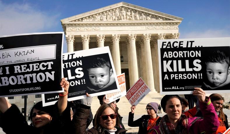 Tối cao Pháp viện ngăn chặn luật phá thai ở tiểu bang Louisiana