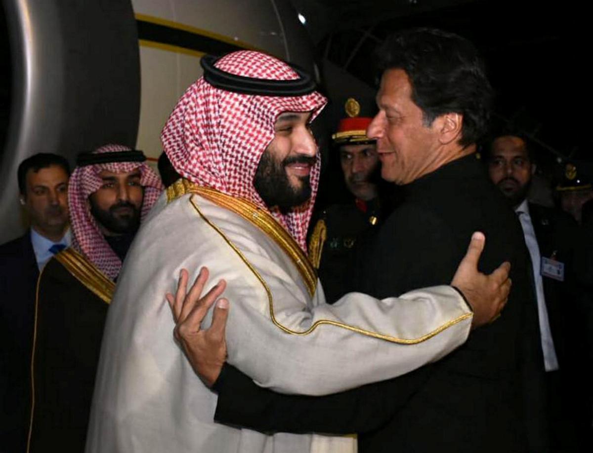 Thái tử của Saudi Arabia đến Pakistan trong bối cảnh căng thẳng giữa Pakistan và Ấn Độ