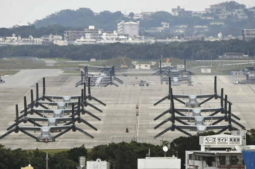 Hầu hết người dân Okinawa sẽ bỏ phiếu phản đối việc di dời căn cứ quân sự của Hoa Kỳ