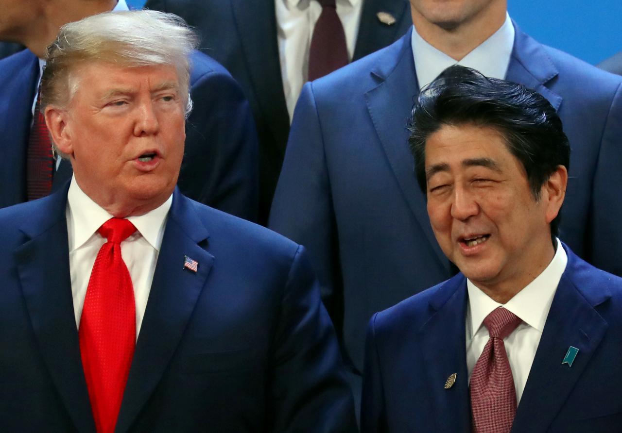 Tổng thống Donald Trump dự định sẽ đến thăm Nhật Bản vào tháng 5