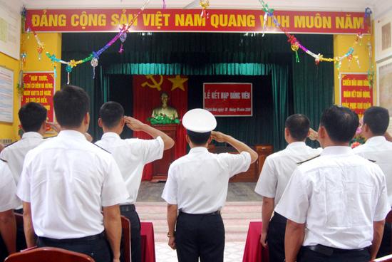 Đảng CSVN nâng số lượng đảng viên kết nạp