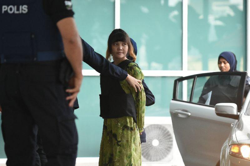 Gia đình Đoàn Thị Hương khẩn cầu Kim Jong Un giúp đỡ