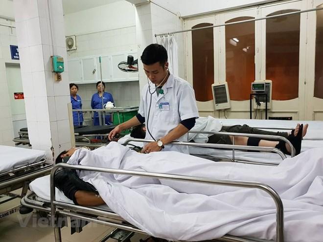 183,000 bệnh nhân vào bệnh viện trong 7 ngày Tết