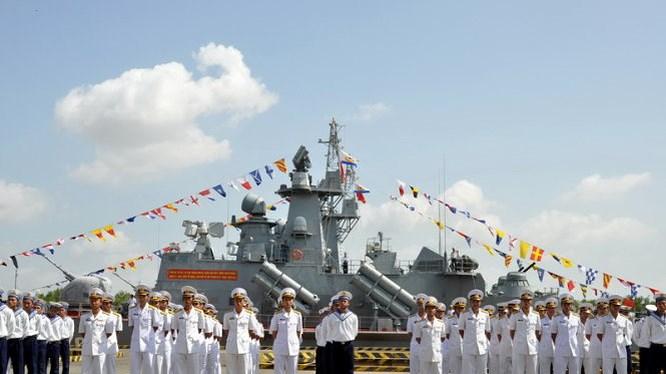 CSVN giảm 10% quân số cho dù Biển Đông căng thẳng