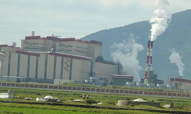 Bộ công thương CSVN kiểm tra độ an toàn của Formosa bằng mắt thường