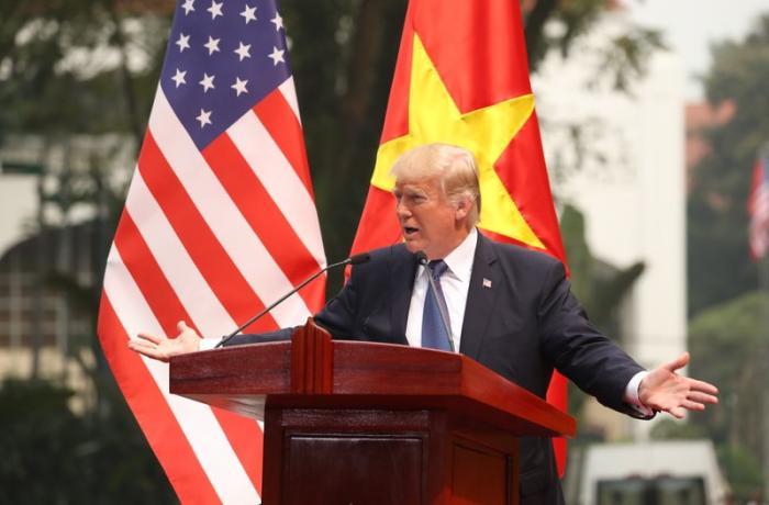 Thư gởi tổng thống Trump: cảnh giác Trung Cộng bành trướng bá quyền