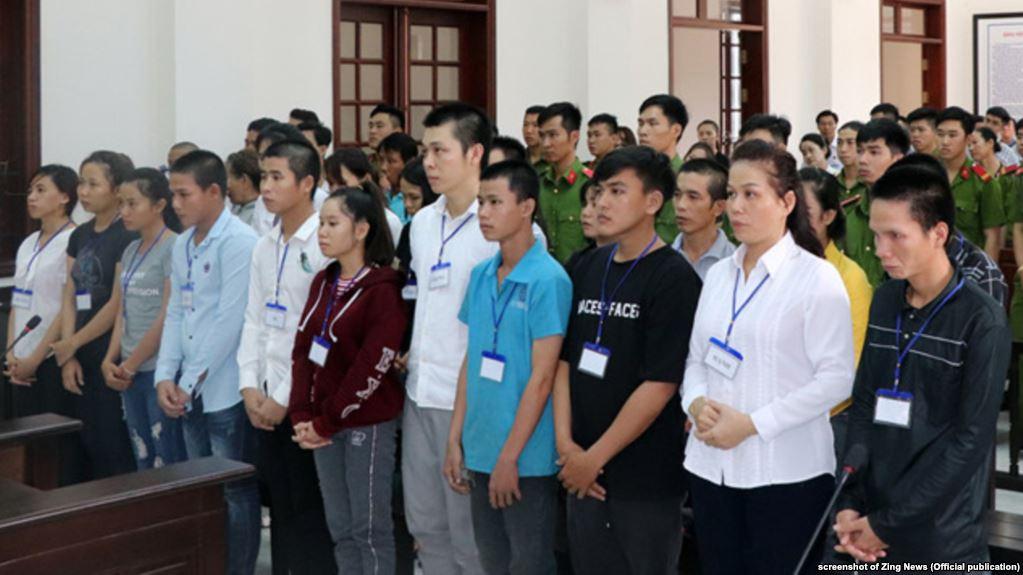 Tù nhân lương tâm Võ Như Huỳnh mãn án tù 8 tháng