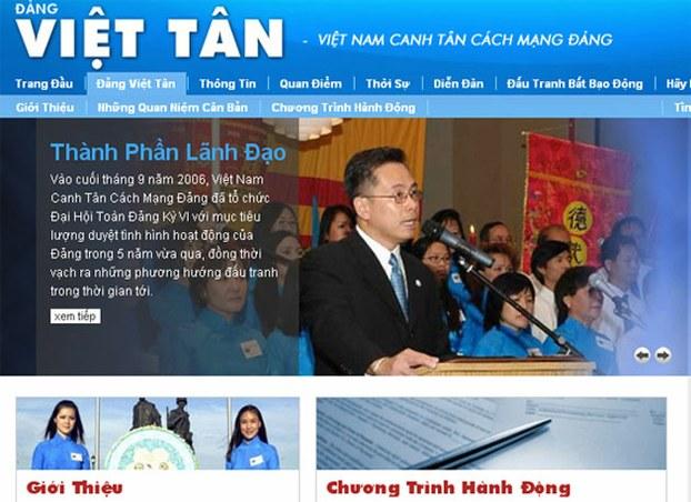 CSVN bắt giữ thêm một người với cáo buộc là thành viên đảng Việt Tân