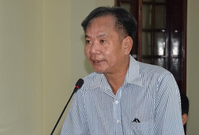 Do tố công an ép cung, tù nhân lương tâm Huỳnh Trương Ca bị đánh đập và bỏ đói