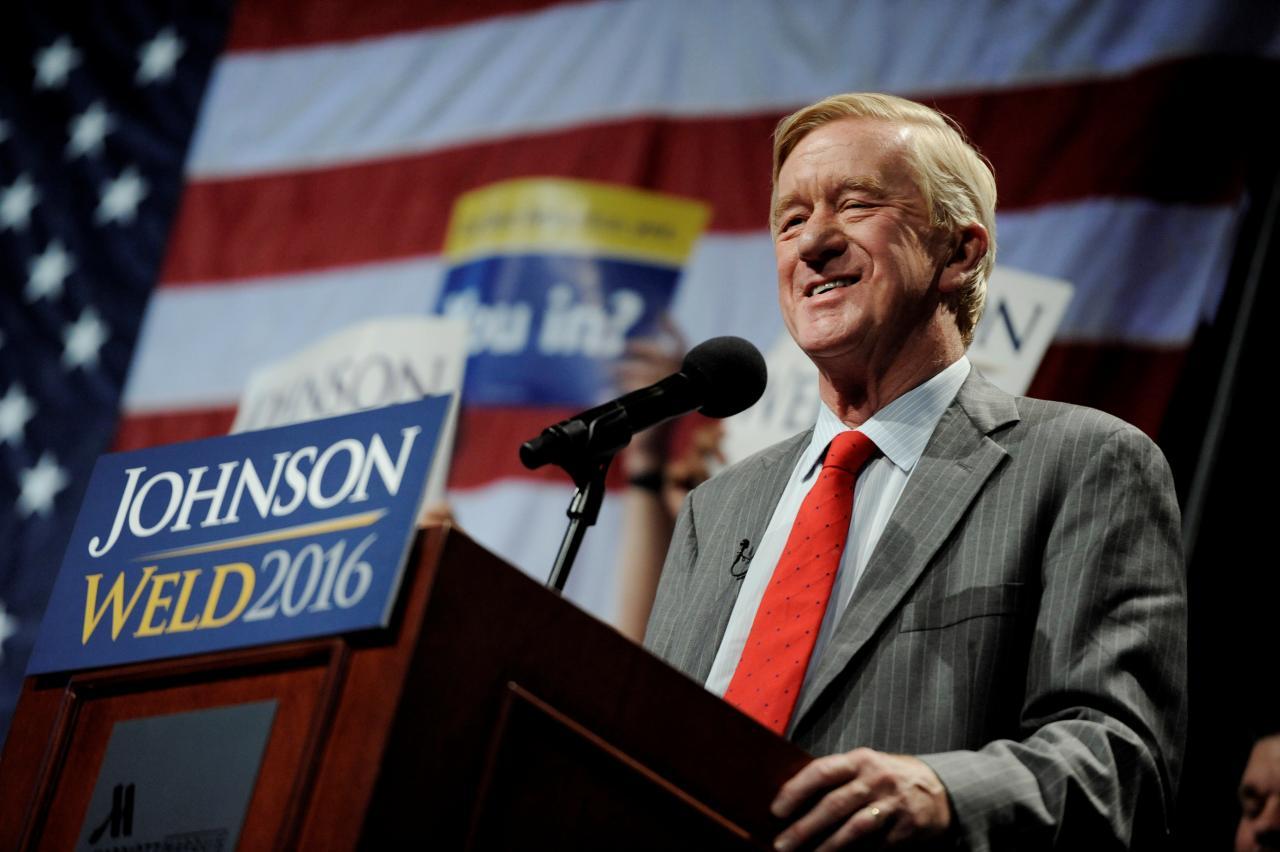 Cựu thống đốc tiểu bang Massachusetts thách thức Tổng thống Trump trong kỳ bầu cử năm 2020