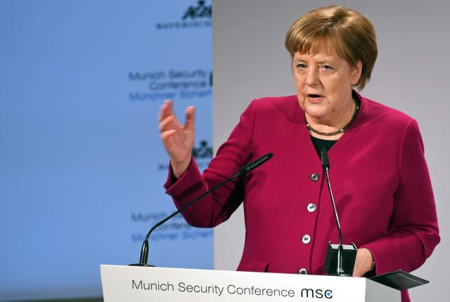 Trung Cộng từ chối tham gia hiệp ước hạn chế vũ khí với Nga theo đề nghị của Đức