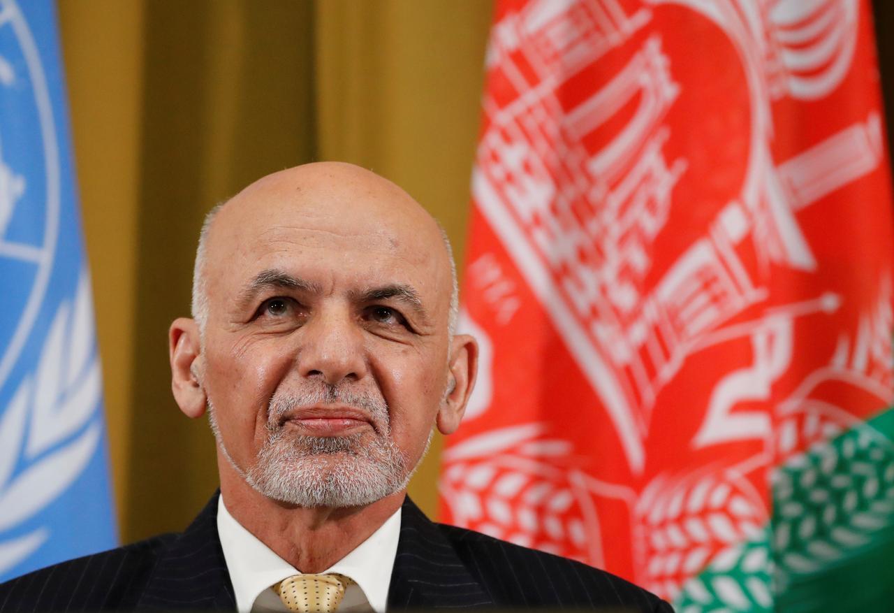 Tổng thống Afghanistan tuyên bố rằng chính quyền của ông phải là 'bên đưa ra quyết định' trong các thỏa thuận hòa bình