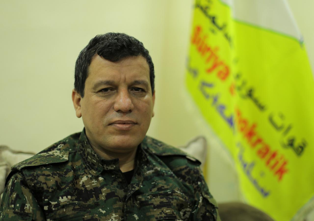 Lực lượng Syria do Hoa Kỳ hậu thuẫn kêu gọi sự hỗ trợ từ 1,500 quân liên minh
